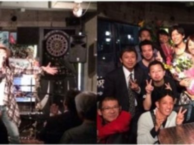 yosu ワンマンライブ  2015年11月1日(日)